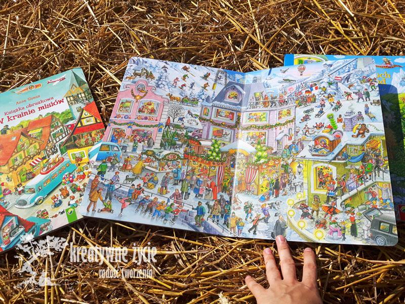 Wimmelbuch Anne Suess