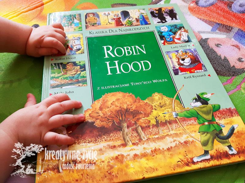 Robin Hood Tony Wolf