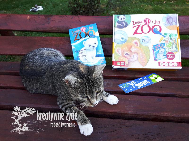 Zosia i jej Zoo plansza do gry