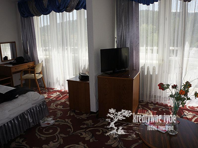 Hotel Activa nasz pokój