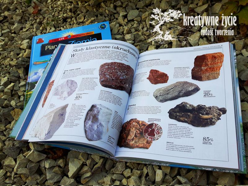 Planeta ziemia Książki skały