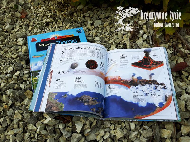 Planeta ziemia Książki