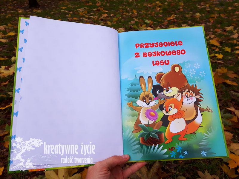 Wydawnictwo Monika Duda Przyjaciele z bajkowego lasu
