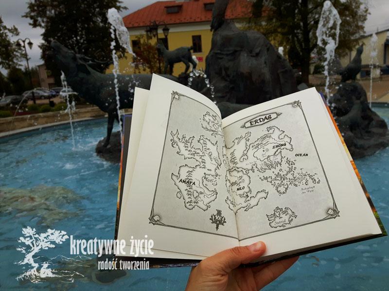 Mapa Erdas Spirit Animals