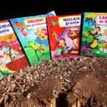 Książeczki kartonowe dla dzieci – wydawnictwo Monika Duda