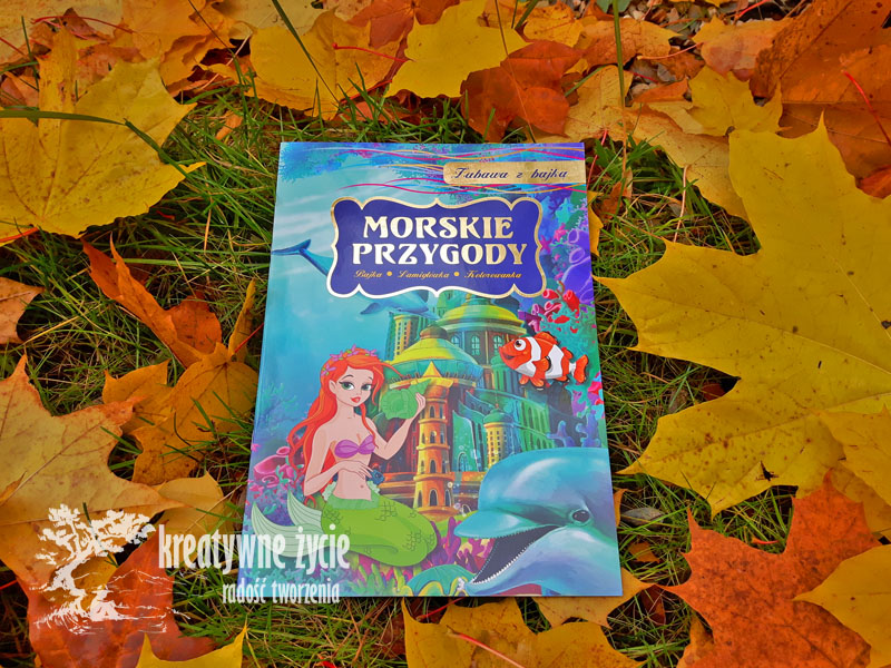Morskie przygody wydawnictwo Monika Duda