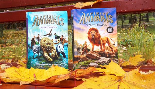 Wzlot i upadek tom 6 Spirit Animals