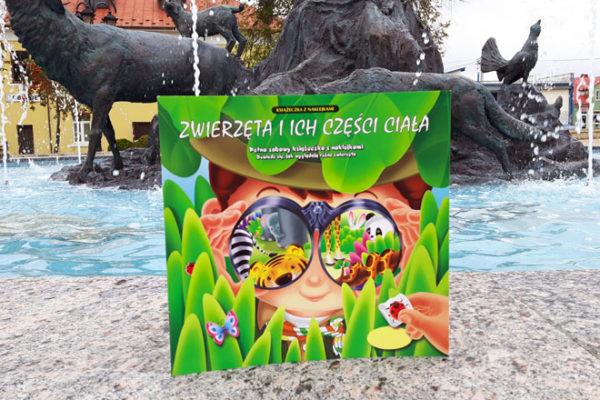 Zwierzęta i ich części ciała Wydawnictwo Monika Duda