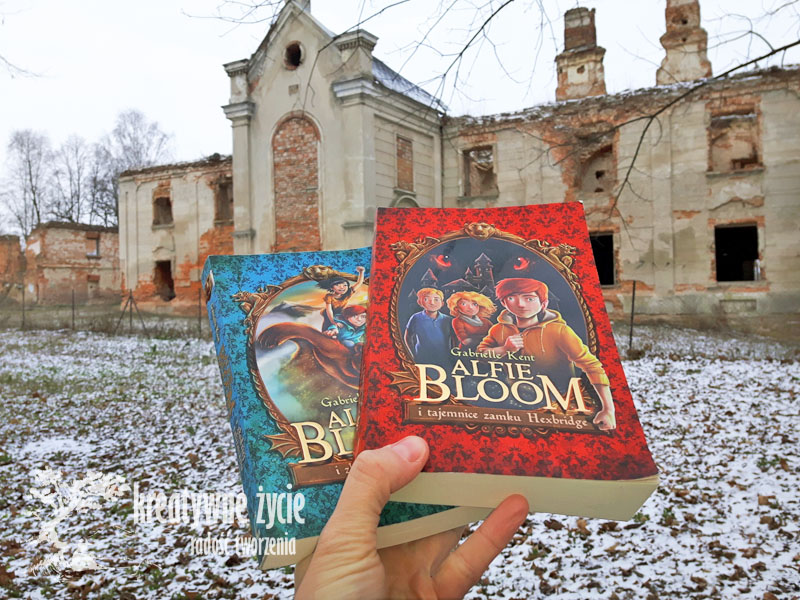 Alfie Bloom powieść