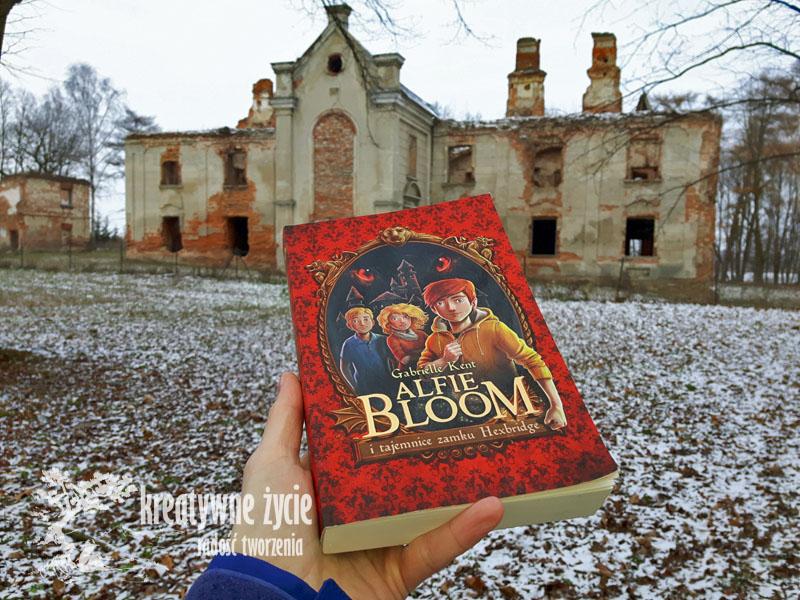 Alfie Bloom wydawnictwo Wilga fantasy