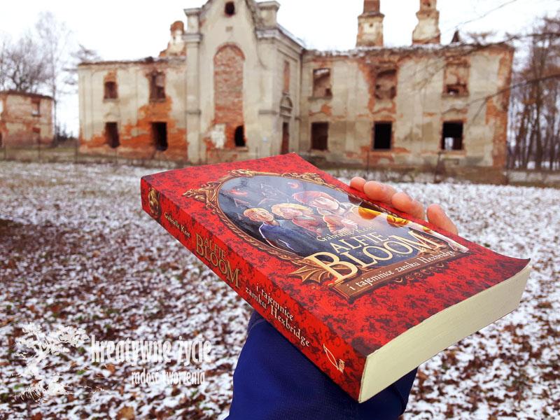 Alfie Bloom powieść fantasy dla dzieci