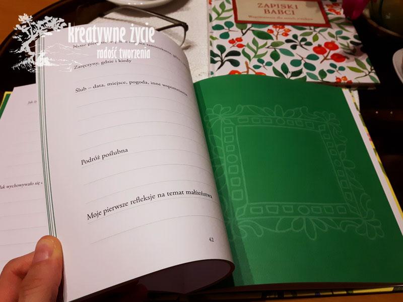 Zapiski dziadków pamiątka