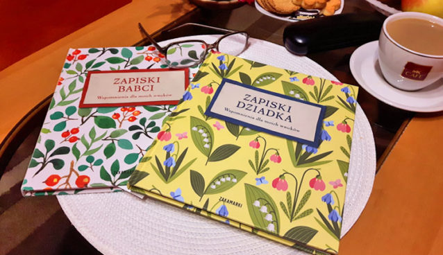 Zakamarki zapiski dziadka i babci