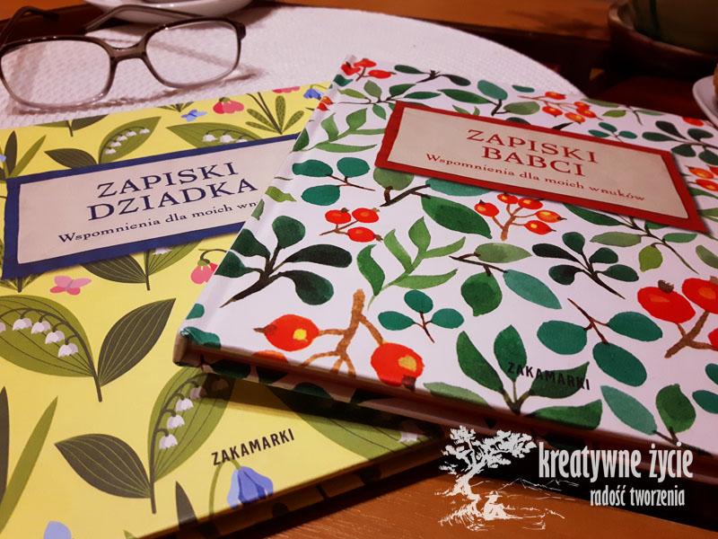 Zapiski babci książka