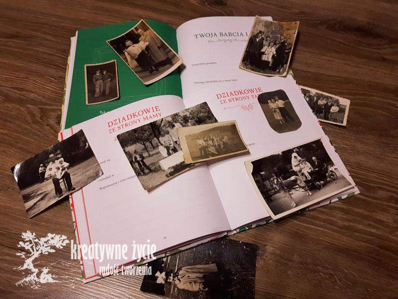 Zapiski dziadków stare zdjęcia