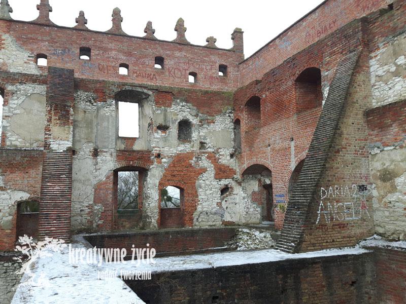 Zamek w Krupe koło Chełma