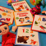 Edukacyjne książeczki kartonowe od wydawnictwa Wilga
