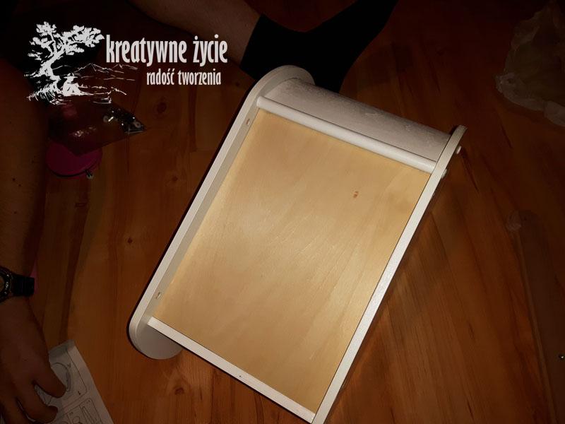 Wózek drewniany Eco Toys