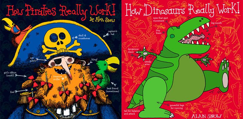 Alan Snow książki dla dzieci