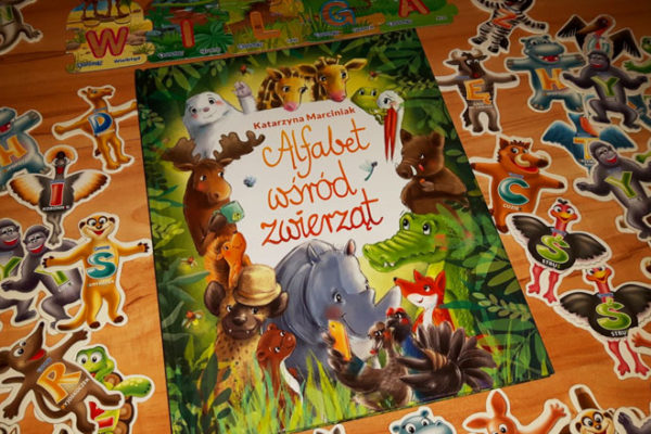 Alfabet wśród zwierząt Wilga