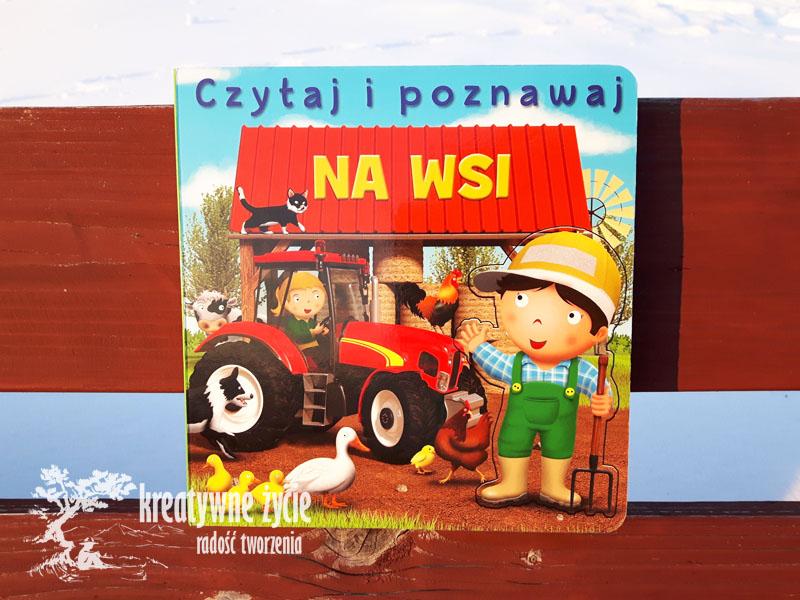 Olesiejuk Na wsi książka dla dzieci