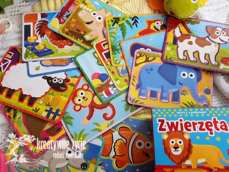 Karty ze zwierzętami