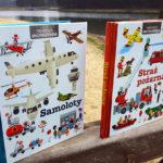 Pierwsza encyklopedia – straż pożarna, samoloty