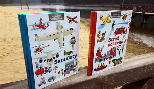 Wilga pierwsza encyklopedia Samoloty Straż Pożarna