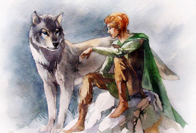 Conor i Briggan