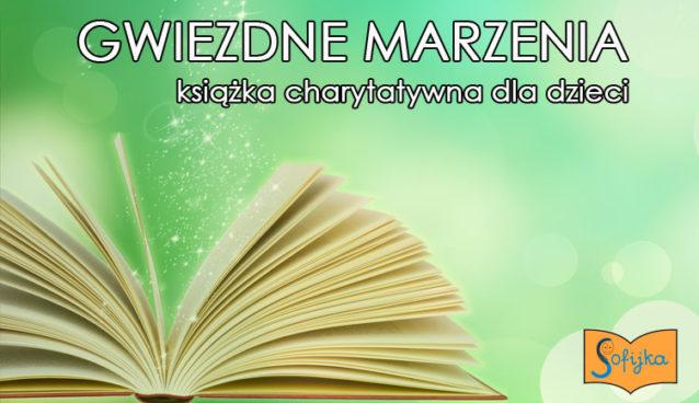 Książka charytatywna Pomagam