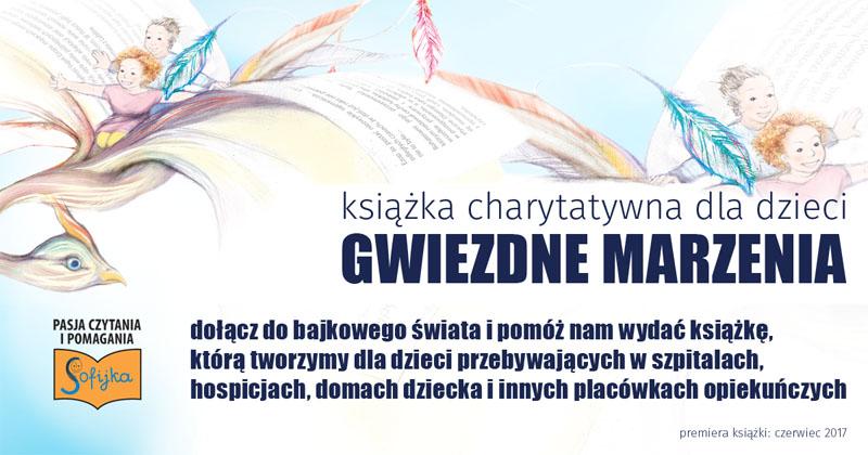 Książka charytatywna dla dzieci