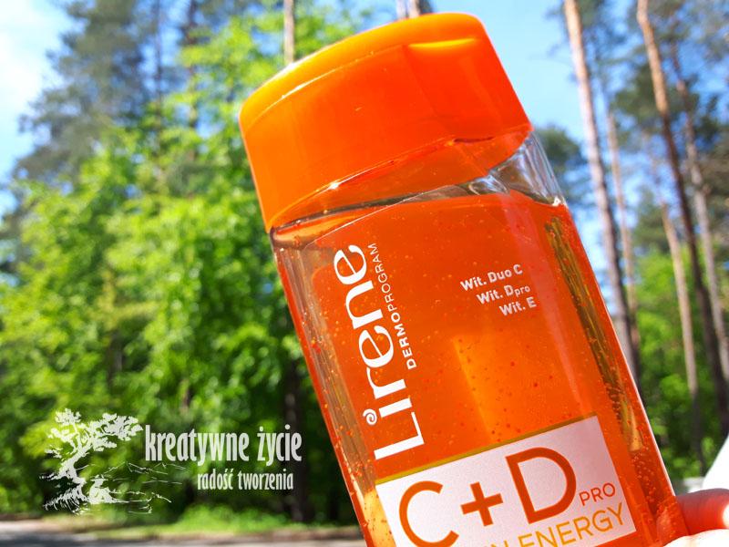 Lirene C+ D żel