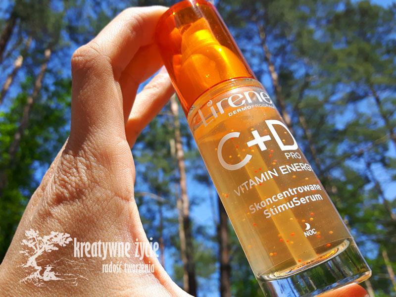 Lirene C+Dpro Vitamin Energy - recenzja