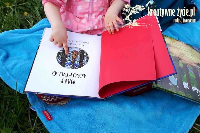 Mały gruffalo książeczka