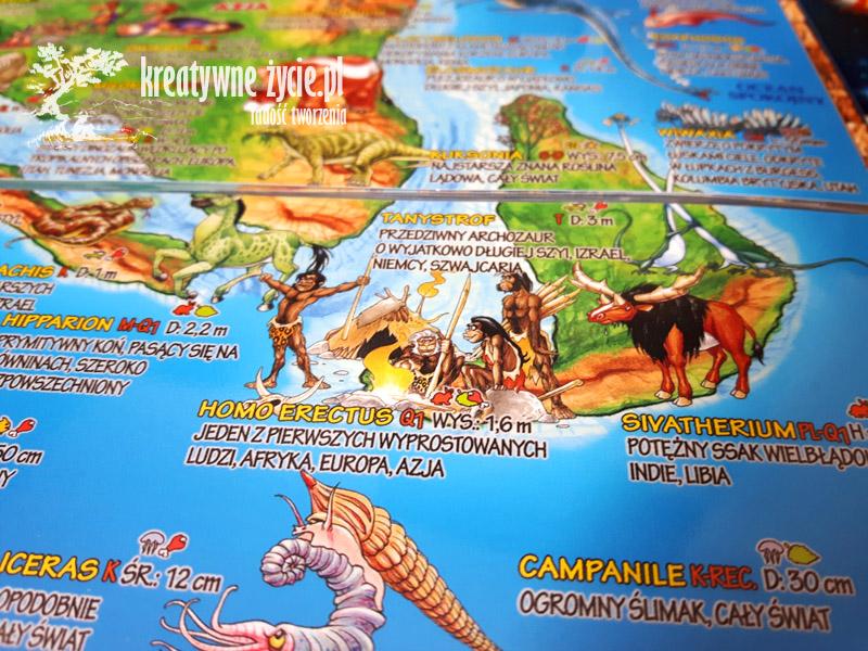 Mapa prehistoria Expressmap