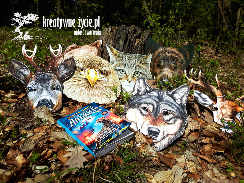 Maski Spirit Animals Puls Art