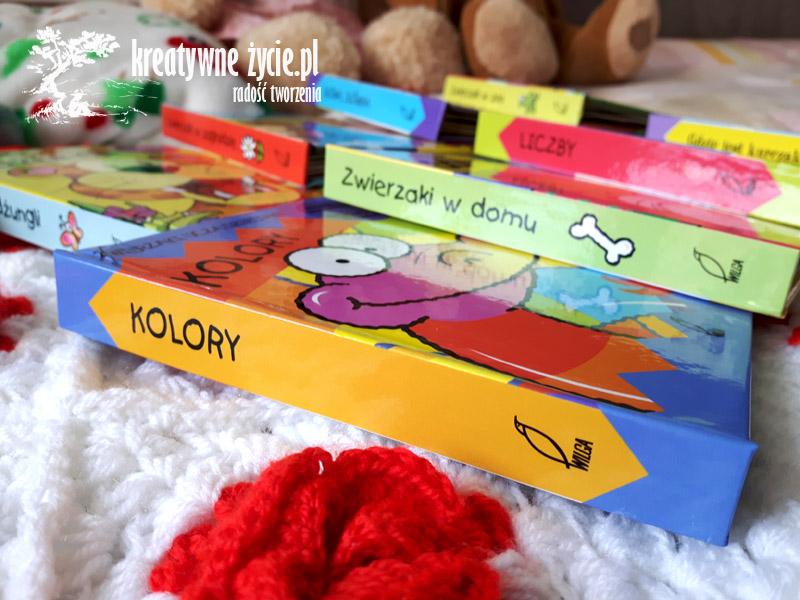 Książeczki 3D dla malucha Wilga