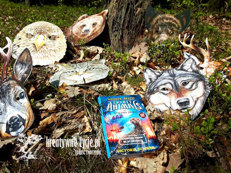 Recenzja Spalona Ziemia Spirit Animals