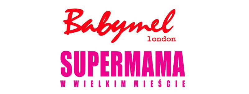 Babymel London i Supermama