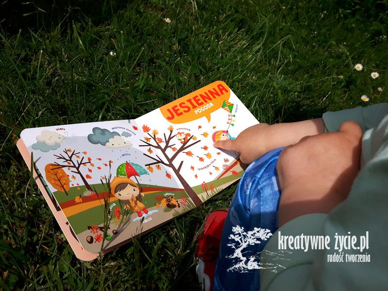 Jesień książeczka o porach roku
