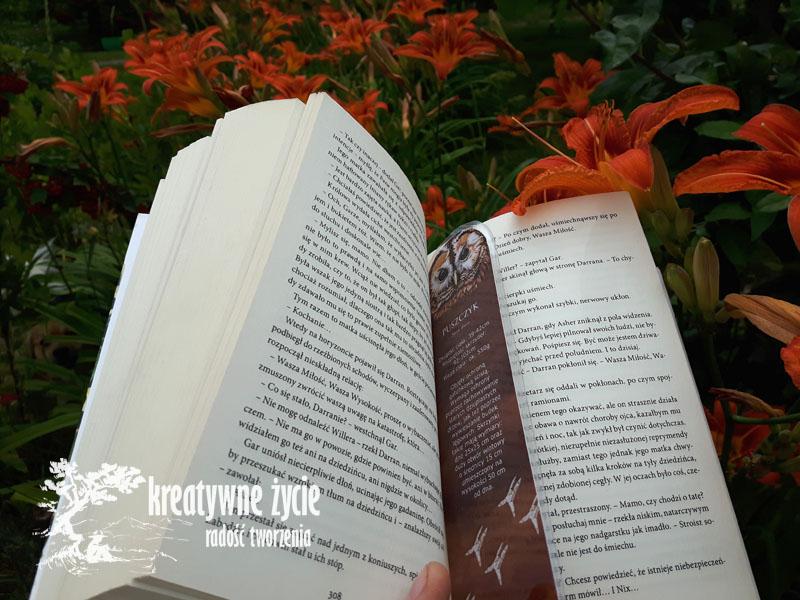 Przyrodnicza zakładka do książki