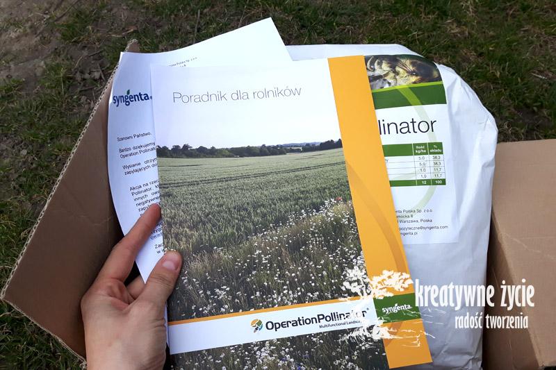 Operation Pollinator - Akcja na rzecz Owadów Zapylających