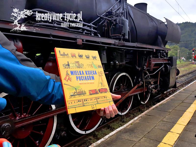 Wielka księga pociągów recenzja