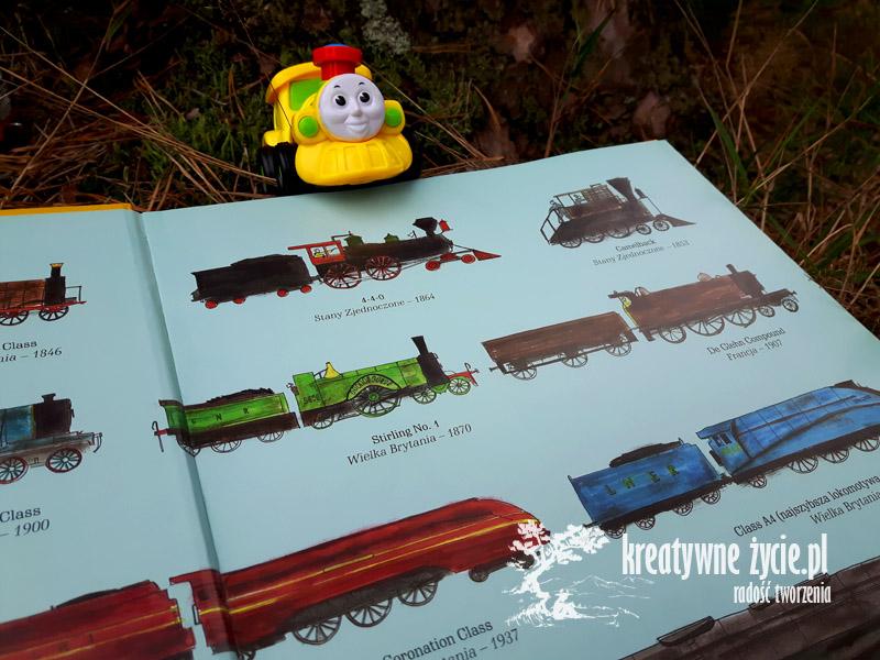 Księga pociągów