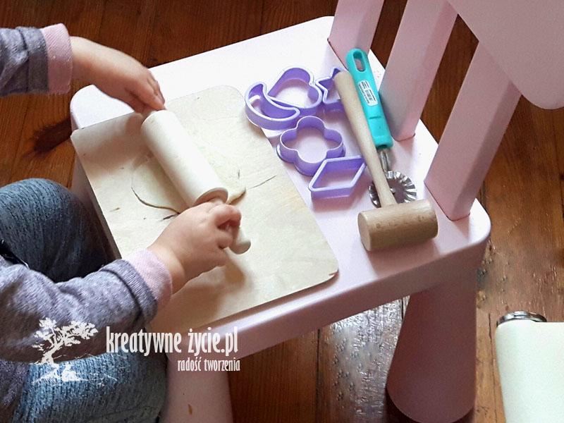 Krzesełko z Ikei