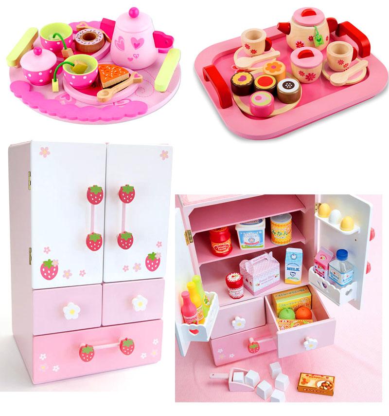 Zabawki do kuchni dla dzieci