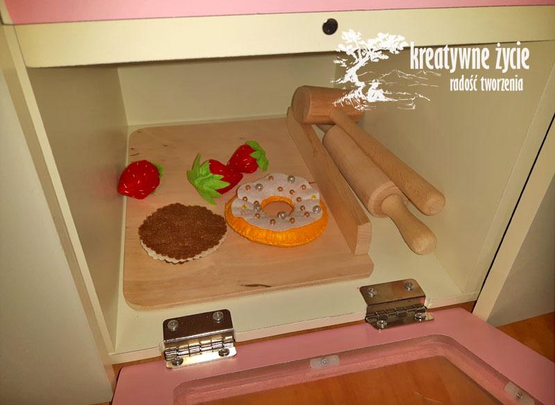 Jak wybrać kuchnię dla dzieci - akcesoria