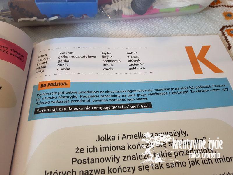 Ćwiczenia logopedyczne Szwajkowscy 2017