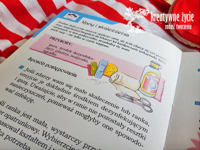 Pomoc medyczna - książka dla dzieci