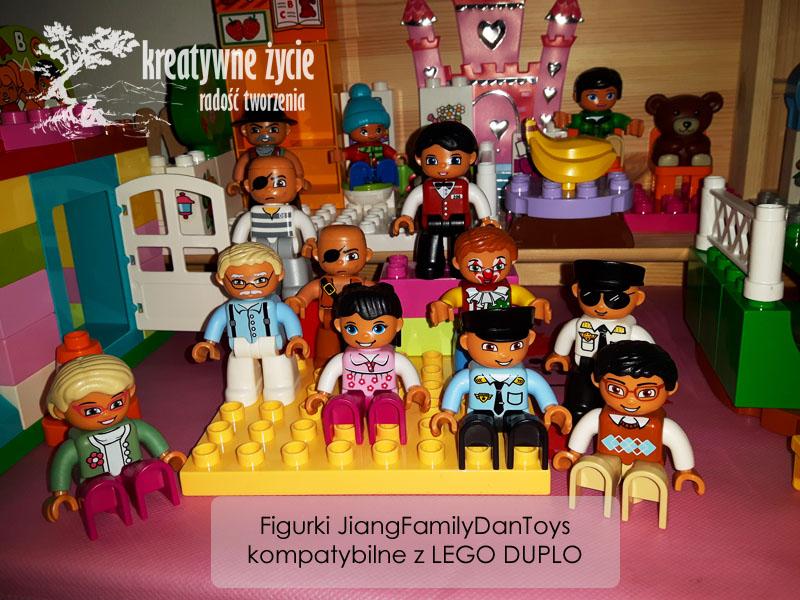 Chińskie Ludziki Kompatybilne Z Lego Duplo Opinia Kreatywność To
